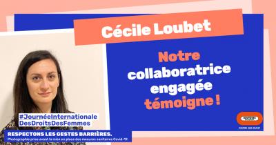 Apportons un nouveau regard sur nos professions ! Aujourd'hui et à l'occasion de la journée internationale des droits des femmes, Cécile vous partage son expérience d'ingénieure travaux chez Bouygues Bâtiment Centre Sud-Ouest et nous parle de mixité dans le secteur du BTP !
